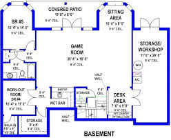 house plans with room 5 bedroom 3 bath southern house plan alp 099h allplans
