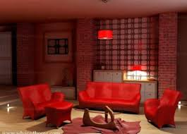 red living room curtains uk leather chairs and cream yellow decor