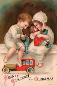 264 best christmas postcards images on pinterest victorian