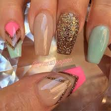 this is super cute for spring nails pinterest spring