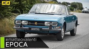 peugeot 504 coupe pininfarina peugeot 504 cabrio pininfarina l u0027italo francese epoca test