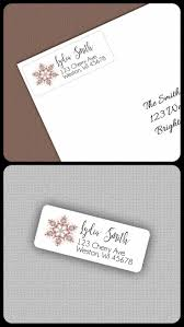 best 25 christmas address labels ideas on pinterest print