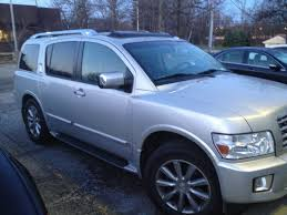 infiniti qx56 ugly crawling from the wreckage september 2015