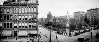 print collection lafayette square buffalo n y