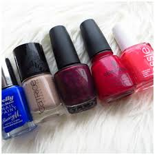 my favorite nail polish brands u2013 floating in dreams