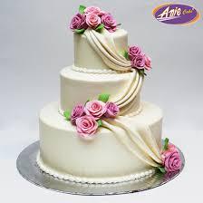 wedding cake palembang anie cake