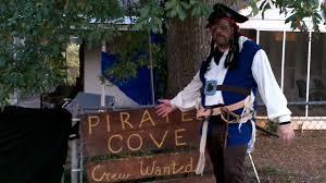 pirate u0027s cove halloween setup walkthrough youtube