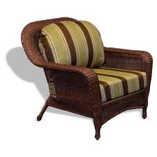 tortuga outdoor lexington wicker club chair wicker com