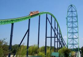 Kingda Kong Six Flags Kingda Ka Six Flags Great Adventure Parkmania Pl