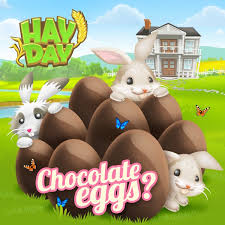 Hay Day Easter Decorations by Hay Day Twitter March 2016 Gamescoops Your Games Feed
