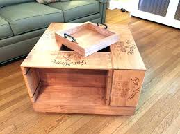 Wine Coffee Table Wine Crate Coffee Table For Sale Wine Box Coffee Table Wine Crate