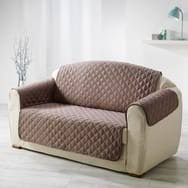 housse canapé 2 places avec accoudoirs housse de canapé et fauteuil à prix auchan et pas cher