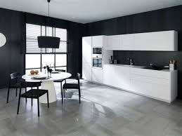 cuisine blanche sol noir cuisine blanche sol noir 19 salon ch226teau dax 25 photos jet set