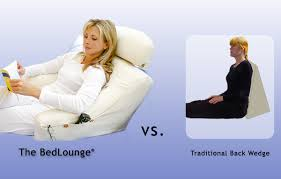 bed wedge pillow bedlounge better than a back wedge pillow