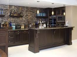 Basement Kitchen Bar Ideas Bar Ideas For Basements Home Design Basement Sports Theme