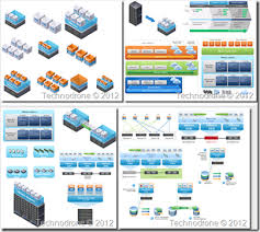 download free visio stencils for network documentation