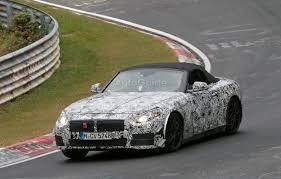 Bmw Z5 Price Bmw Z5 Finally Goes Testing On The Nurburgring Autoguide Com News