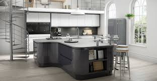 contemporary kitchens in modern shaker or traditional designs