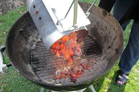 how to light charcoal how to light a charcoal grill with a chimney starter lohudfood