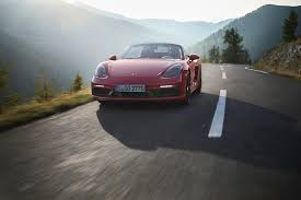 Porsche Boxster Generations - 2018 porsche 718 cayman and boxster gts arrive with more power