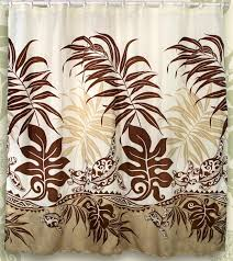 shower curtains hawaiian new dining rooms walls