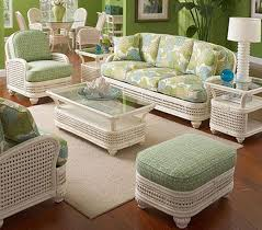 Rattan Living Room Furniture Wicker Rattan Living Room Furniture Gallery Us House And Home
