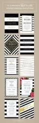 black and ivory wedding invitations best 25 black and gold invitations ideas only on pinterest deco