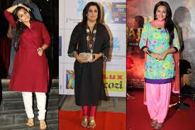 kurti pattern for fat ladies 5 ultimate fashion tricks to look slim and gorgeous in indian wear