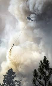 How Many Wildfires In Washington State by Low Pay Was Leading To Pilot Shortage For Wildfire Fighting