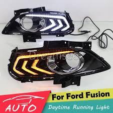 nissan altima 2015 daytime running lights drl for honda civic 2016 2017 y led daytime running light fog lamp