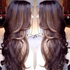 tutorial rambut wanita highlight rambut yang cocok untuk kulit sawo matang gelap 2018
