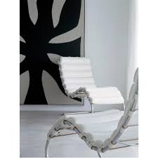 Knoll Rocking Chair Mies Van Der Rohe Mr Chaise Modern Furniture Palette U0026 Parlor