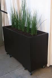 diy concrete planter episode homemade modern u2013 modern garden