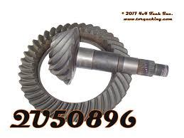 2003 Dodge 3500 Truck Parts - dodgeaam11 5rearaxle torque king 4x4