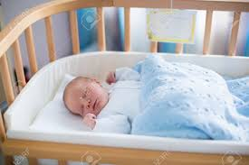 Baby Sleeper In Bed Baby Bed Stock Photos U0026 Pictures Royalty Free Baby Bed Images And