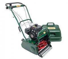 hour meter lawn mower kawasaki engine gas or electric lawn mower