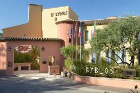 the legendary byblos saint tropez hotel to reopen in april