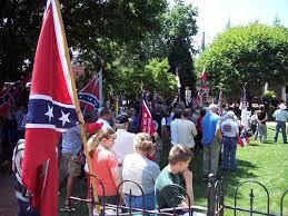 Confederate Battle Flag Meaning Rally Protests Washington U0026 Lee Flag Decision The Rural