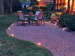Patio Paver Lights Lasn Pmbr April 2010 A Compendium Of Paving Lights