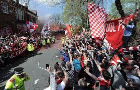 Chelsea Parade Liverpool V Chelsea Mirror Online