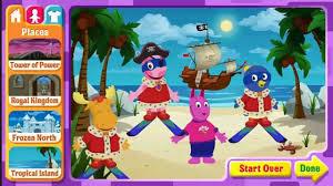 games 4 kids backyardigans adventure maker video dailymotion