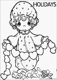 14 precious moment coloring pages images