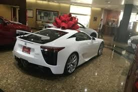 buy a lexus lfa autotrader find never titled lexus lfa for 382 000 autotrader