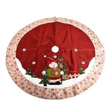 get cheap large tree skirts aliexpress