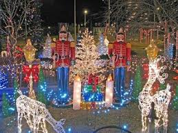 Lighted Yard Decorations Nutcracker Soldiers Lighted Yard Decorations On Flickr Com Walls