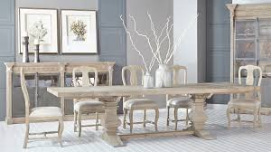 bella antique monastery reclaimed extendable dining table usa