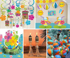luau table centerpieces luau party ideas summer party ideas at birthday in a box
