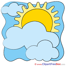 sunny day weather download printable illustrations