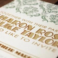 gatsby wedding invitations deco gatsby wedding invitation feel wedding invitations