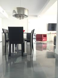 Montreal Home Decor Grey Metallic Epoxy Flooring Manufactured By Ctm Adhesives Inc In